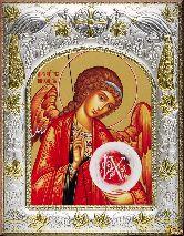 Икона именная Михаил архангел