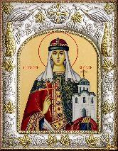 Икона именная Ольга