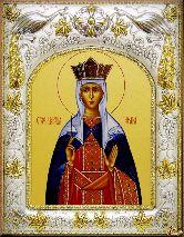Икона именная Тамара, царица Грузии (о)