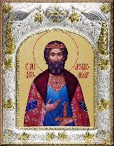 Икона именная Ярослав Мудрый