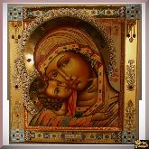 Икона Игоревской Божией матери