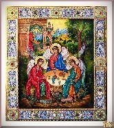 Икона эксклюзивная Троица