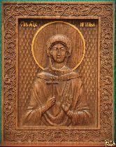 Икона Святая мученица Наталья