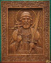 Икона Святой Благоверный Князь Игорь