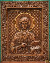 Икона Святой Целитель Пантелеймон (И)