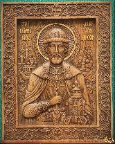 Икона Святой Дмитрий Донской (И)