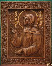 Икона Святая Блаженная Ксения