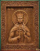 Икона Святая Мученица Екатерина