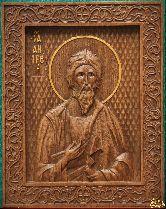 Икона Апостол Андрей