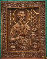 Икона Игнатий Богоносец