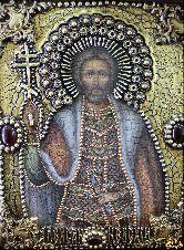 Именная икона Александр Невский