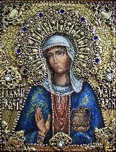 Именная икона Мария Магдалина, равноапостольная