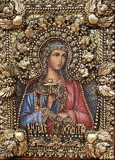 Икона Ангел Хранитель (А)