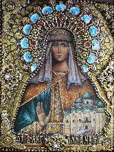 Именная икона Анна Новгородская