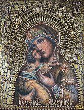 Образ Божией Матери Владимирская (А)