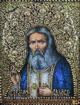 Икона Преподобный Серафим Саровский, чудотворец (И)