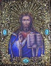 Икона Господь Вседержитель (И)