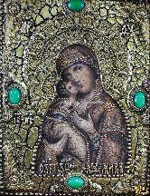 Образ Божией Матери «Владимирская (И)