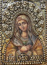 Образ Божией Матери Умиление Серафимо-Дивеевская