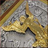 Икона эксклюзивная Ангел Хранитель