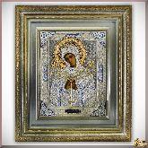 Икона православная Пресвятая Богородица Семистрельная