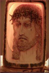 Икона Иисус Христос в терновом венце