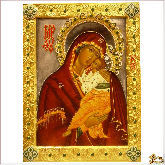 Икона Богородица Умиление