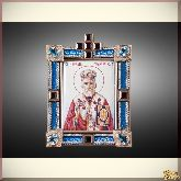 Настольная икона Святой Николай Чудотворец
