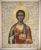 Икона Великомученик Пантелеимон Целитель