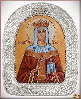 Икона Святая равноапостольная Ольга
