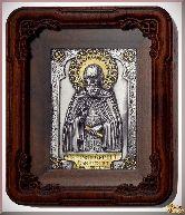 Икона Преподобный Сергий Радонежский