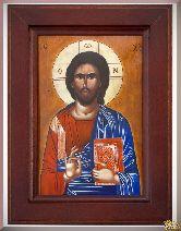 Икона Спасителя Господь Вседержитель