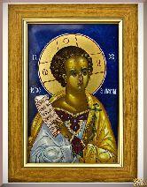 Икона Иисуса Христа Спас Эммануил