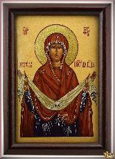 Икона Божьей Матери Покров Богородицы