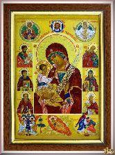 Икона Божьей Матери Лествица