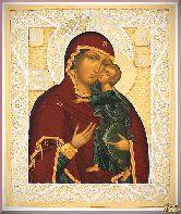 Икона Божьей Матери Толгская