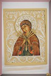 Икона Божьей Матери Семистрельная