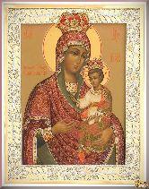 Икона Божьей Матери Черниговская