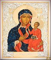 Икона Божьей Матери Ченстоховская
