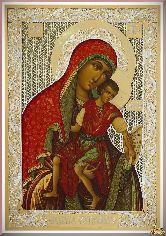 Икона Божьей Матери Милостивая (Киккская)