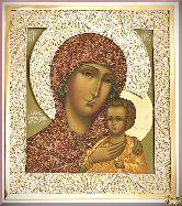 Икона Божьей Матери Петровская