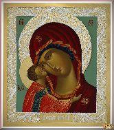 Икона Божьей Матери Игоревская