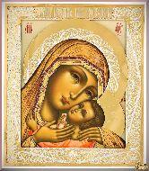 Икона Божьей Матери Корсунская