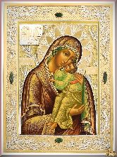 Икона Божьей Матери Ярославская