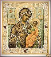 Икона Божьей Матери Иверская