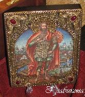 Икона, Илья Печерский