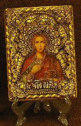 Икона, Пантелеймон