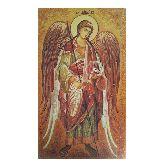 Икона Архангел Михаил Архистратиг из янтаря