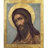 Цена иконы Иоанн Предтеча ПР-27-4 24Х20