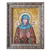 Янтарная Икона Преподобная Кира Берийская